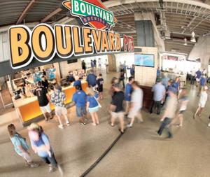 Boulevard beer