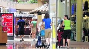 E.V. mall owners shopping for business