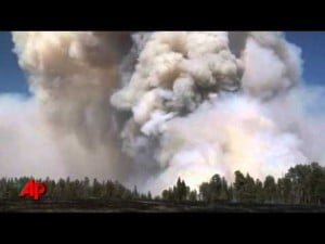 Video: Wildfire health danger