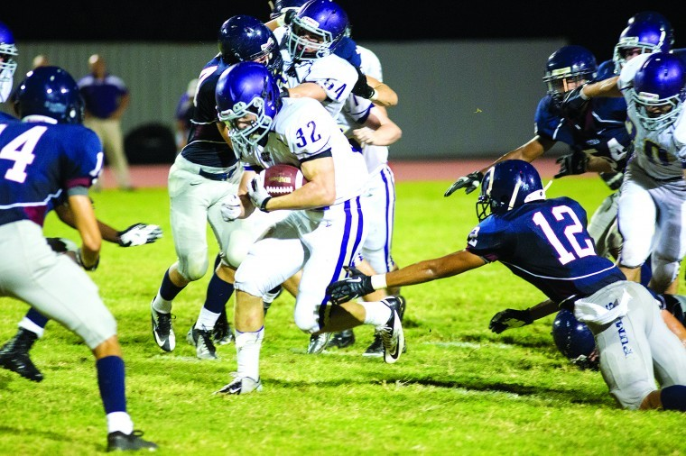 Queen Creek RB Matt Guida