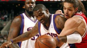Gordon, Rose each score 26 as Bulls beat Suns