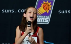 SLIDESHOW: National Anthem Audition