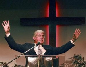 Jack Kemp, quarterback and VP nominee, dies