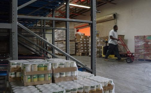 United Way seeks to replenish United Food Bank