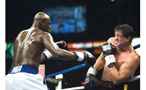'Rocky's' last bout gets personal
