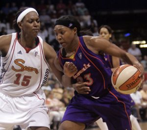 Mercury cautious with injured Pondexter