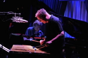Chick Corea and Gary Burton