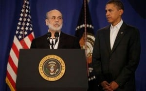 Vacationing Obama keeps Bernanke at Fed