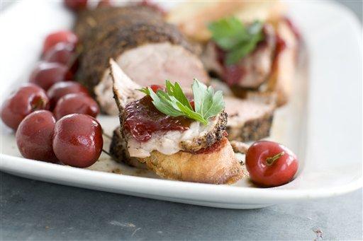 Food-Deadline-Roasted Pork