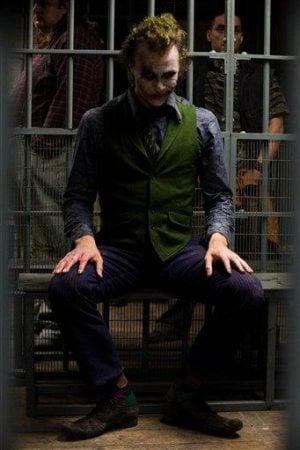 Ledger's passing stokes Joker mania