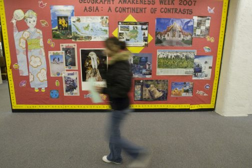 Schools aim to turn students into global citizens