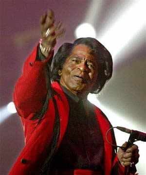 Agreement on burial of James Brown