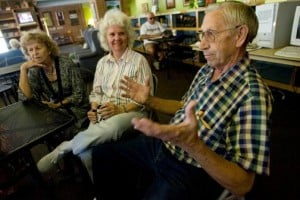 Rising costs, heat put stress on elderly