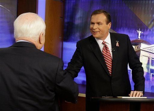 John McCain, J.D. Hayworth
