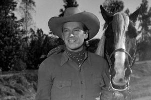 REX ALLEN