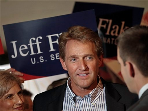 Jeff Flake