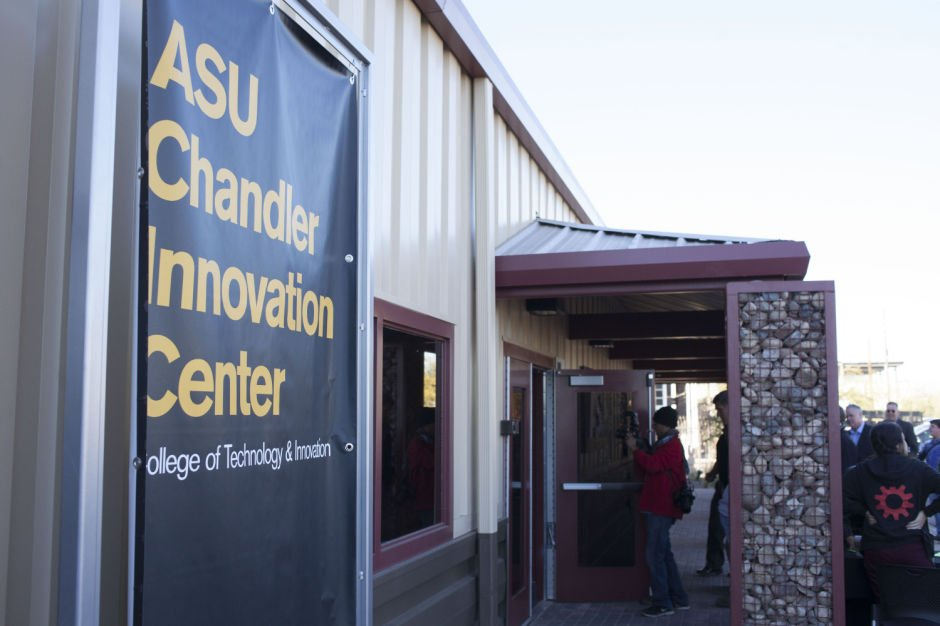 TechShop Chandler/ASU Chandler Innovation Center