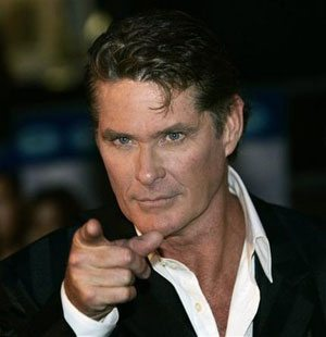 Hasselhoff has brief alcohol relapse