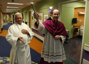 Children's ward ready to open at Mercy Gilbert