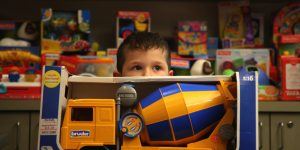 Food banks struggle to feed needy families
