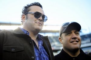 Vince Vaughn and Kevin James