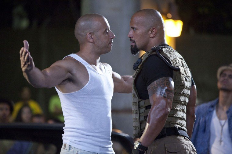 Film Review Fast Five