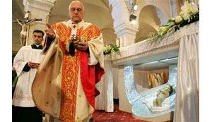 Thousands mark Christmas Eve in Bethlehem