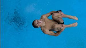 Marcos' Dorman diving for state title treasure