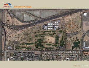 Cubs Mesa site plan