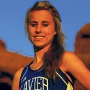 Tribune girls cross-country runner of the year
