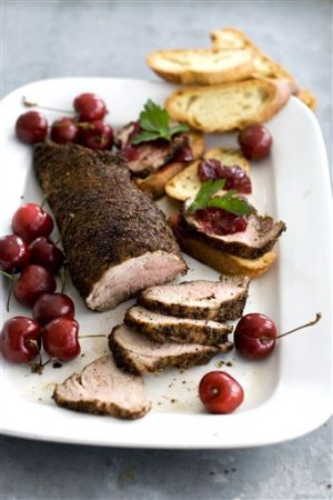 Food-Deadline-Roasted Pork