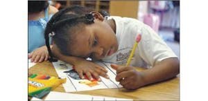 Educators use perk of full-day kindergarten classes to appeal to parents