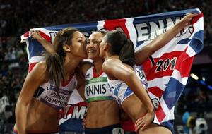 London Olympics Athletics