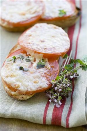 Food Deadline Tomato Bread