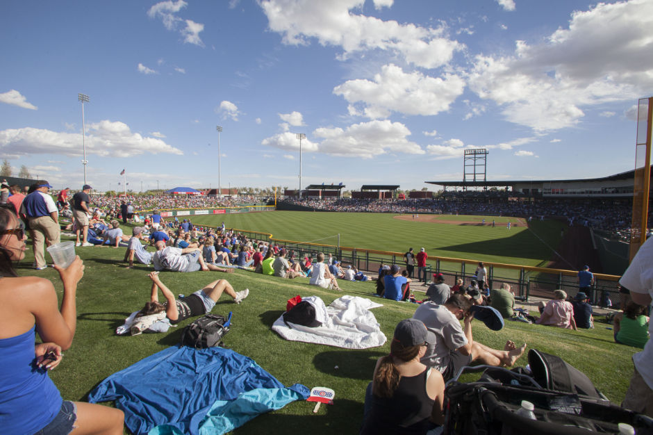 Cubs Park Opening Day