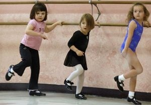 In focus: Tots get in step at Mesa studio