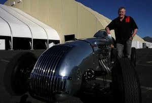 Collector car auction is weeklong extravaganza