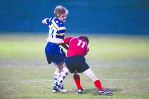 Rugby: DV vs Red Mountain