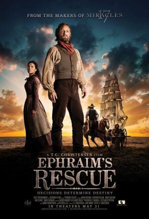 Ephraim's Rescue Poster