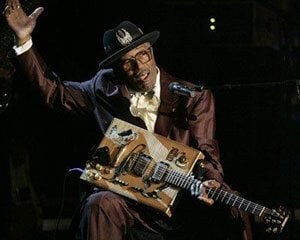 Bo Diddley's funeral being held in Florida