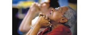 Practitioners find Hindu-based exercises enlightening