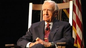 Veteran newsman Walter Cronkite reported ill