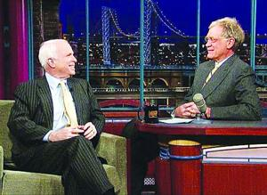 2015 saw the end of Letterman on late night TV