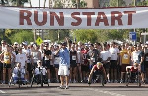 Nearly 13,000 turn out for Pat's Run