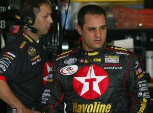 Montoya could be NASCAR's 1st international icon
