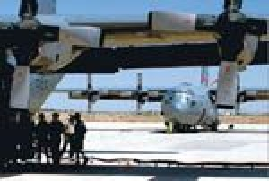Air Force planes deployed to Mesa for fire season 