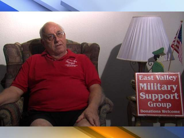 East Valley Military Support Group