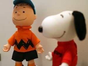 Peanuts at Bat: The Life & Art of Charles Schulz