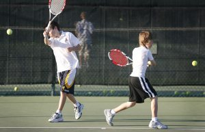 East Valley Recreation: Mesa brothers serving up top notch tennis