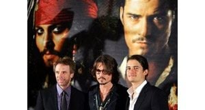 Depp's 'Pirates' scores record $132M debut